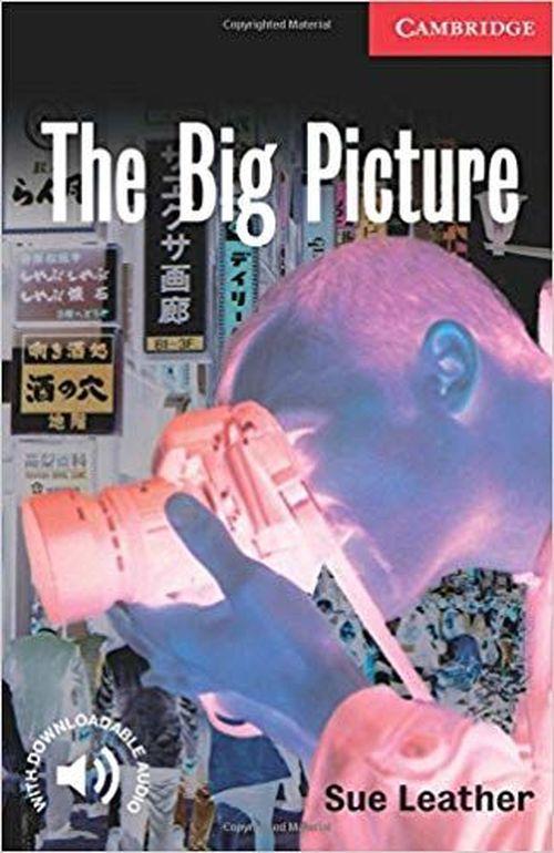"""купить """"The Big Picture"""" Sue Leather (Level 1) в Кишинёве"""