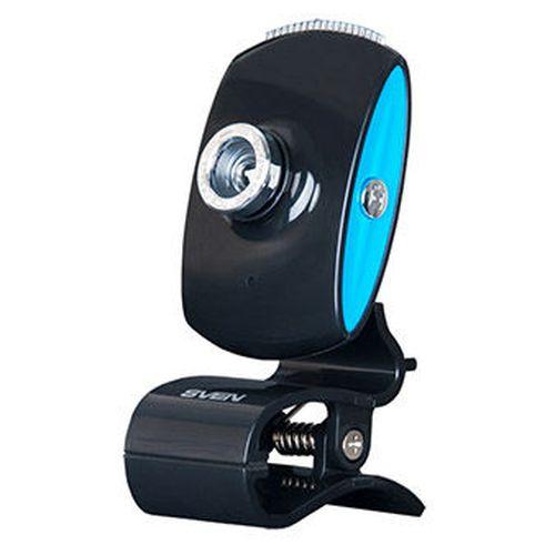cumpără Camera SVEN IC-350, Microphone, 0.3Mpixel - 8Mpixel, UVC, USB2.0, Black în Chișinău
