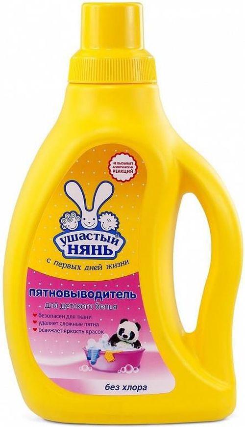 cumpără Detergent rufe Ушастый нянь 0516 Пятновыводитель д/детск. белья 750мл /4051 în Chișinău