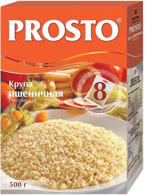 """cumpără """"PROSTO"""" Crupă din grîu 500gr (8 plicuri) în Chișinău"""