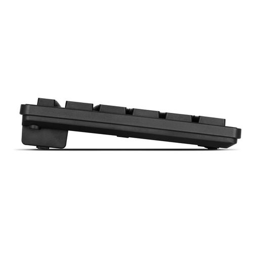 купить SVEN KB-E5800W, Wireless Keyboard, 104 keys,12 Fn-keys slim compact design, low-profile keys with smooth stroke, Nano receiver, USB, Black в Кишинёве