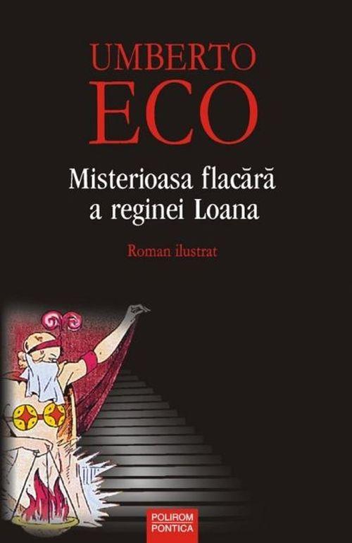 купить Misterioasa flacără a reginei Loana в Кишинёве
