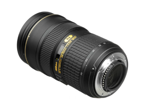купить Nikon AF-S NIKKOR 24-70mm f/2.8G ED, FX, filter: 77mm, JAA802DA (Obiectiv Nikon/ обьектив Nikon) в Кишинёве