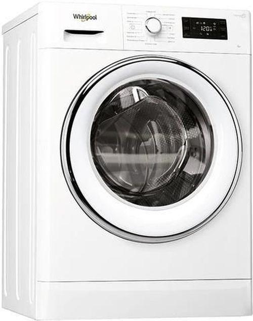 cumpără Mașină de spălat frontală Whirlpool FWSG61053WCRU în Chișinău