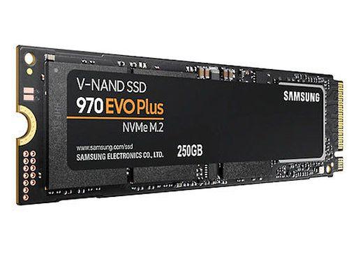 купить 250GB SSD NVMe M.2 Gen3 x4 Type 2280 Samsung 970 EVO Plus MZ-V7S250BW, Read 3500MB/s, Write 2300MB/s (solid state drive intern SSD/внутрений высокоскоростной накопитель SSD) в Кишинёве