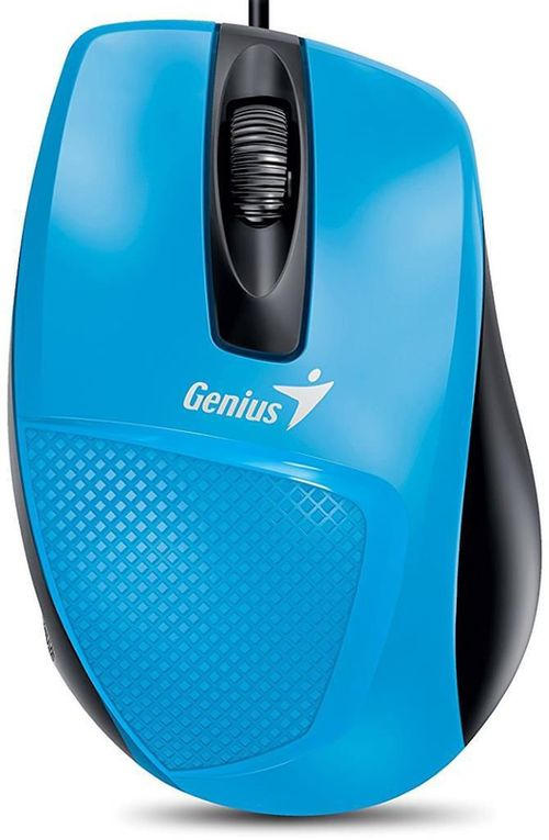 cumpără Mouse Genius DX-150X, USB, Blue în Chișinău