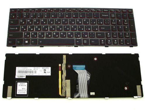 купить Keyboard Lenovo IdeaPad Y500 Y510p Backlit ENG/RU Black в Кишинёве