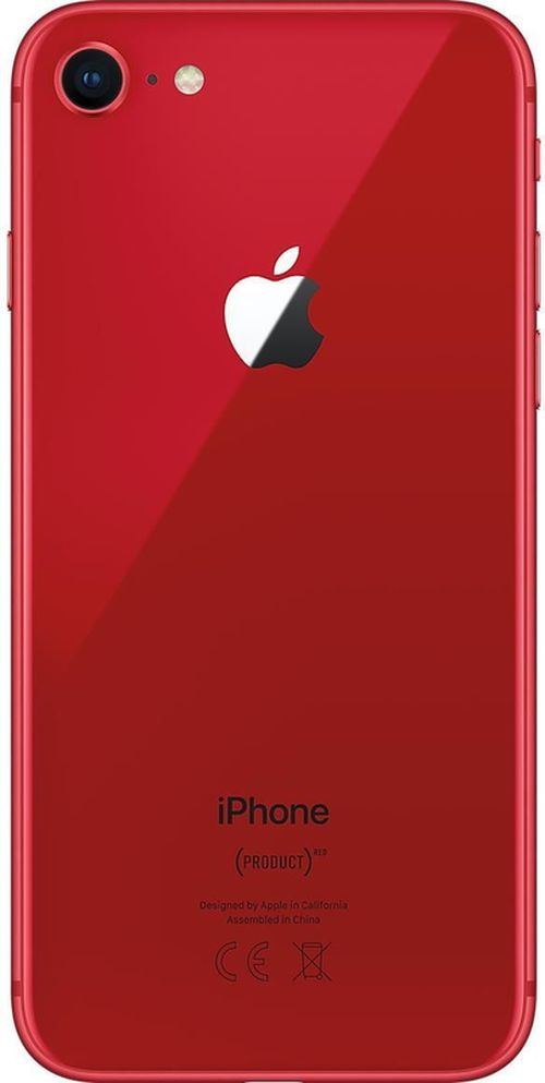 купить Apple iPhone 8 256GB, Red в Кишинёве