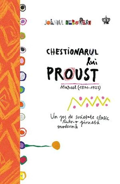купить Знаменитый Опросник Марселя Пруста в Кишинёве