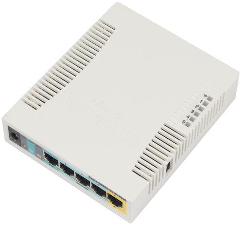 купить Wi-Fi роутер MikroTik RB951Ui-2HnD в Кишинёве
