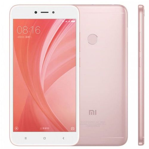 "cumpără Xiaomi RedMi Note 5A EU 16GB Rose Gold, DualSIM, 5.5"" 720x1280 IPS, Snapdragon 425, Quad-Core 1.4GHz, 2GB RAM, Adreno 308, microSD (dedicated slot), 13MP/5MP, LED flash, 3080mAh, WiFi-N/BT4.2, LTE, Android 7.0 (MIUI9), Infrared port în Chișinău"