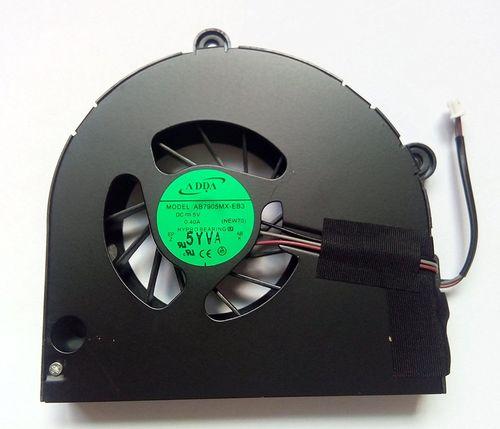 cumpără CPU Cooling Fan For Toshiba Satellite C650 C655 C660 A660 A665 L675 P755  (AMD) (3 pins) în Chișinău