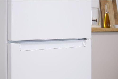 купить Холодильник с нижней морозильной камерой Indesit DF4201W в Кишинёве