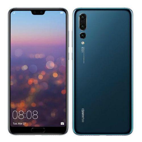 купить Huawei P20 Pro 4G 128GB Dual Sim, Blue в Кишинёве