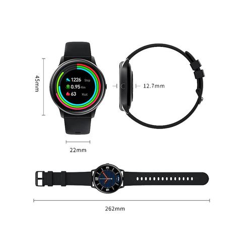 купить Xiaomi MI IMI Smart Watch KW66 Black в Кишинёве