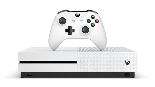 купить Game Console  Microsoft Xbox One S 500GB White + Battlefield 1, 1 x Gamepad (Xbox One Controller), 1 x Game (Battlefield 1 (Promo Code)) + 1 month of EA  Access + 14-day Xbox Live Gold Trial в Кишинёве