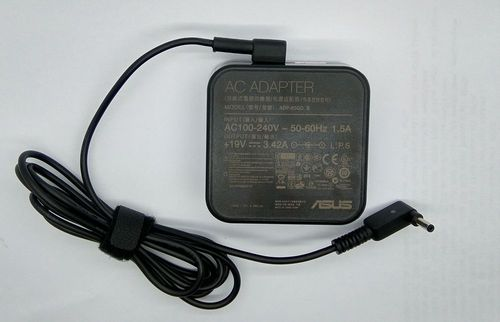 купить AC Adapter Charger For Asus 19V-3.42A (65W) Round DC Jack 4.0*1.35mm Original в Кишинёве