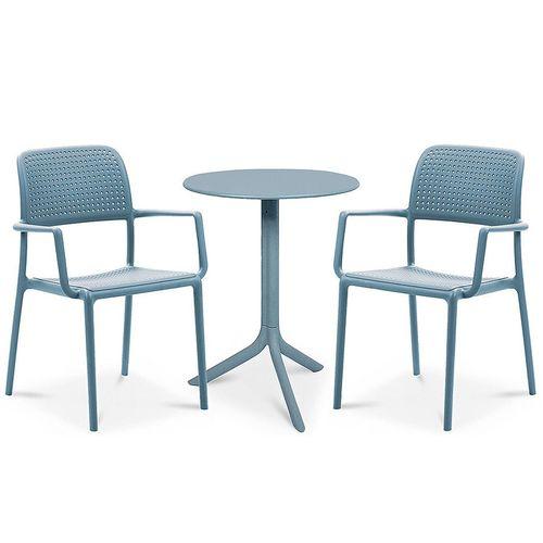 купить Комплект садовой мебели стол Nardi SPRITZ + 2 кресла Nardi BORA в Кишинёве