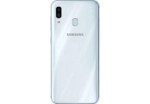 купить Samsung Galaxy A30 (A305) Dual Sim, White в Кишинёве