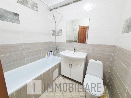 Apartament cu 1 cameră + living, sect. Buiucani, bd. Alba Iulia.