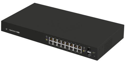 cumpără Switch/Schimbător Ubiquiti EdgeSwitch 16 (ES-16-150W) în Chișinău