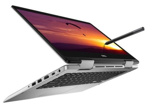 "купить DELL Inspiron 14 5000 Silver (5491) 2-in-1 Tablet PC, 14.0"" IPS TOUCH FHD (Intel® Core™ i5-10210U, 4xCore, 1.6-4.2GHz, 8GB (1x8) DDR4 RAM, 256GB M.2 PCIe SSD, Intel® UHD Graphics 620,CardReader,WiFi-AC/BT4.2, 3cell,720p HD Webcam,RUS, W10HE64,1.67kg) в Кишинёве"