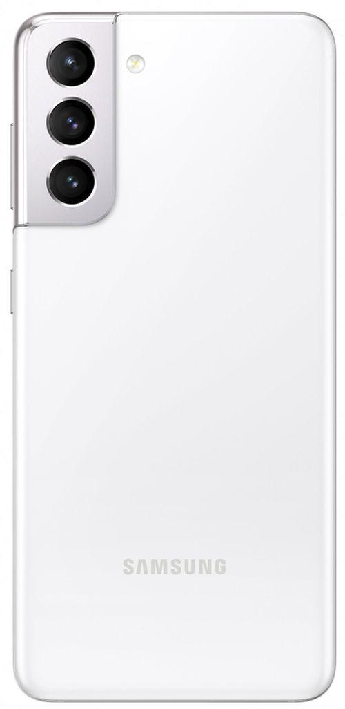 cumpără Smartphone Samsung G991B/256 Galaxy S21 5G Phantom White în Chișinău