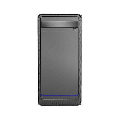 купить Case Miditower mATX Sohoo 6503BK Black, 500W, 12cm fan, 24 pin, 2xSATA cables, 2xUSB 2.0 & Audio (carcasa/корпус) в Кишинёве