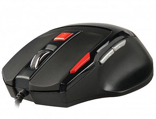 купить Genesis G55 Optical Gaming Mouse, 7 programmable buttons, 2000dpi, 2000fps, 30ips, 2.5m, USB (mouse/мышь) в Кишинёве