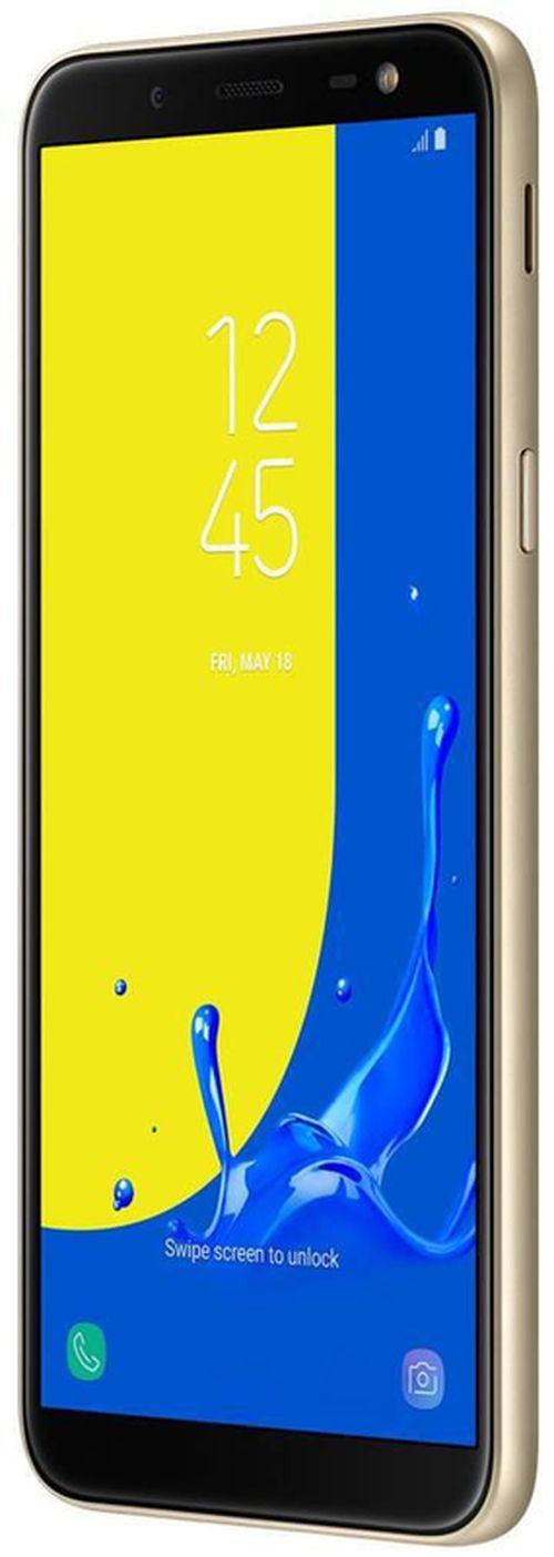 cumpără Smartphone Samsung J600F/DS Galaxy J6 Gold în Chișinău