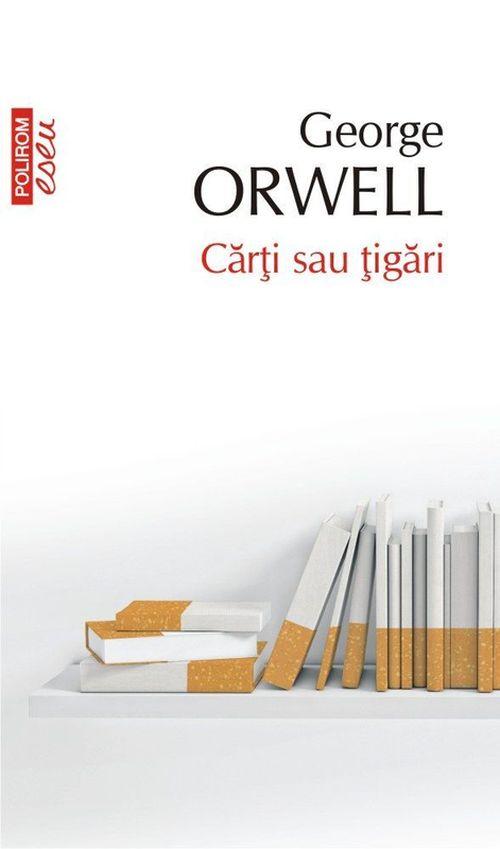 купить Книги против сигарет - George Orwell в Кишинёве