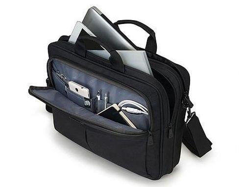 """купить Dicota D31428 Top Traveller SCALE Notebook Case 14""""-15.6"""" Black (geanta laptop/сумка для ноутбука) в Кишинёве"""