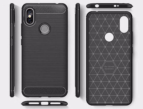купить 860016 Husa Screen Geeks Rugged Armor Xiaomi Redmi S2, Black (чехол накладка в асортименте для смартфонов Xiaomi) в Кишинёве
