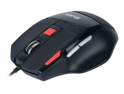 купить Mouse SVEN GX-970 Gaming, 800/1200/1600/2000 dpi, USB (mouse/мышь) в Кишинёве