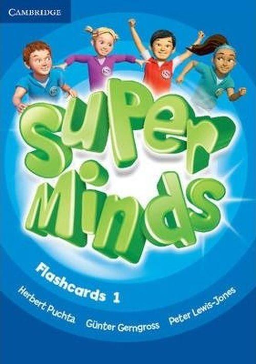 купить Super Minds Level 1 Flashcards в Кишинёве