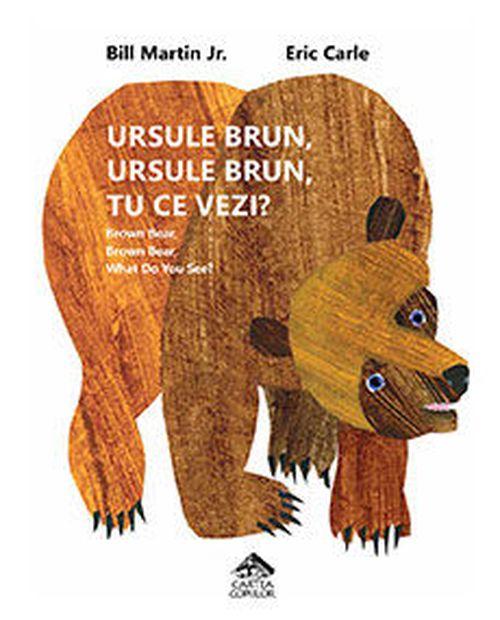 купить Ursule brun, ursule brun, tu ce vezi? Ediția necartonată в Кишинёве