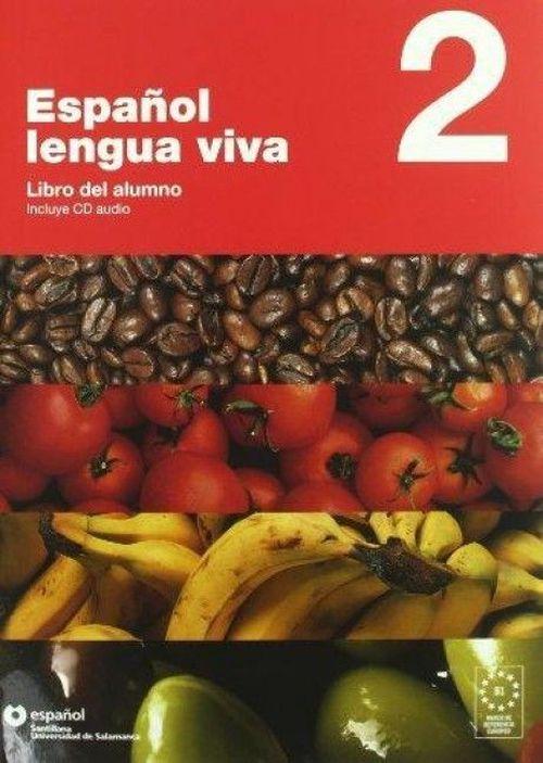 купить Espanol Lengua Viva: Libro Del Alumno + CD 2 в Кишинёве