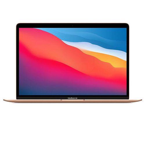 "купить Ноутбук 13.3"" Apple MacBook Air MGND3RU/A Gold, Apple M1 7-core GPU/8GB Apple M1 3200MHz/256GB SSD/Video Apple M1 7-Core/WiFi 6 802.11ax/BT5.0/USB Type C/HDMI/DP/ Thunderbolt 3/ WebCam FaceTime 720p (HD)/13.3"" 2560x1600 Retina/ Mac OS Big Sur, RU в Кишинёве"