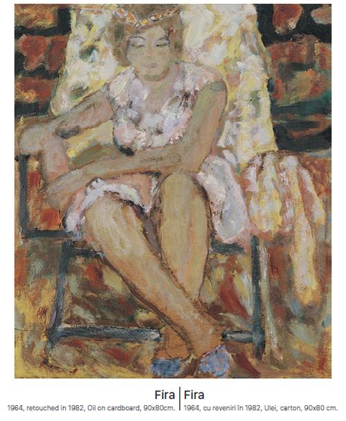 cumpără Antologia picturii moldovenești(ro/eng) 1939-2020 în Chișinău