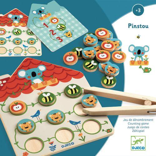 купить Pinstou - DJ01627 в Кишинёве