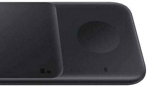 cumpără Încărcător wireless Samsung EP-P4300 Wireless Charger Duo (with TA) Black în Chișinău