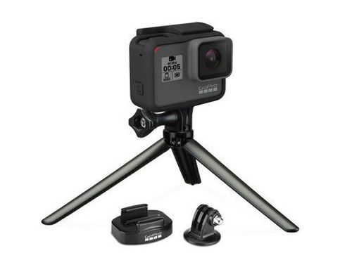 cumpără GoPro Tripod Mounts - attach your GoPro to any standard tripod with the Tripod Mount and Quick Release Tripod Mount. Also includes a Mini Tripod that attaches to your GoPro's frame or housing, compatible with all GoPro cameras. în Chișinău