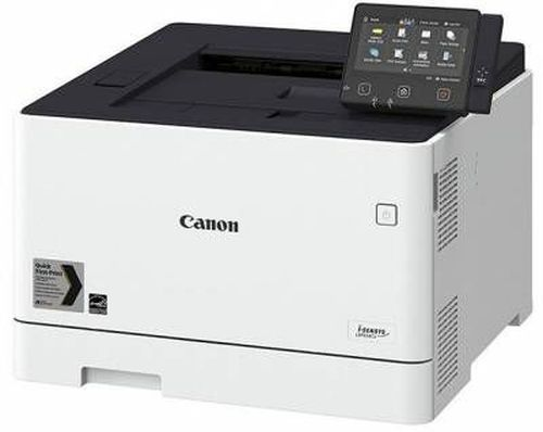 cumpără Printer Color Canon i-Sensys LBP-654CX, Duplex,Net, WiFi, A4,27ppm,1GB, 1200x1200dpi, 250+50 sheet tray, LCD CTScreen,UFRII,PCL5c*,PCL6,Adobe® PostScript, Max.50k pages per month,Cart 046HBk & 046Bk (6300/2200ppm) & 046HC/M/Y & 046C/M/Y(5000/2300ppm) în Chișinău