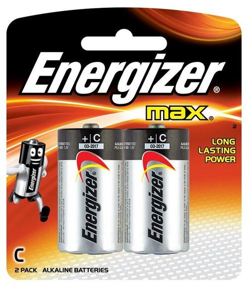 купить Energizer Power C E93 BP2 в Кишинёве