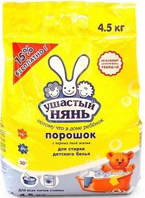 cumpără Detergent rufe Ушастый нянь 2870 Стир. порош. 4500 г /1287 în Chișinău