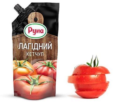 """cumpără Ketchup """"Лагiдний(fin)"""" RUNA în Chișinău"""