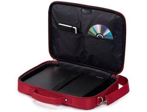 """купить Dicota D30923 Multi BASE 11""""-13.3"""", Lightweight notebook case with protective function, Red (geanta laptop/сумка для ноутбука) в Кишинёве"""