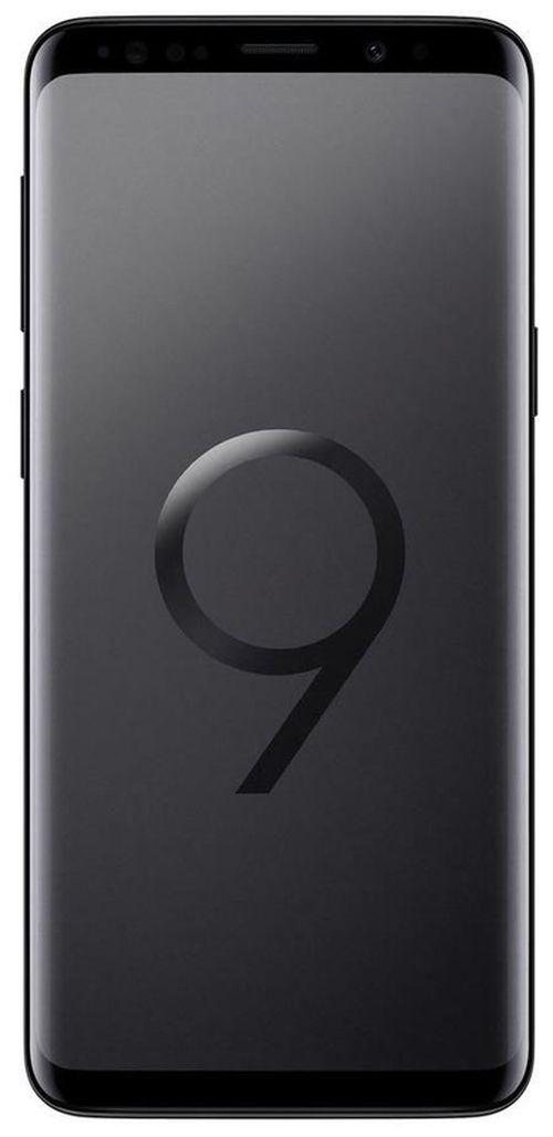 cumpără Smartphone Samsung G960F Galaxy S9 64GB, Midnight Black în Chișinău