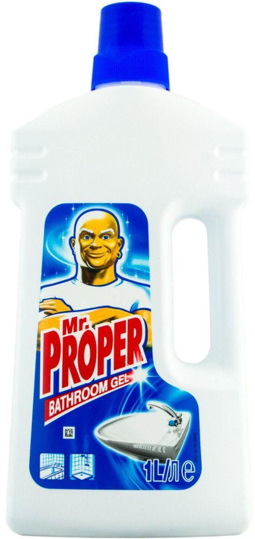 cumpără Produs de curățat Mr.Proper 6513/4331 BATHROOM GEL 1L în Chișinău