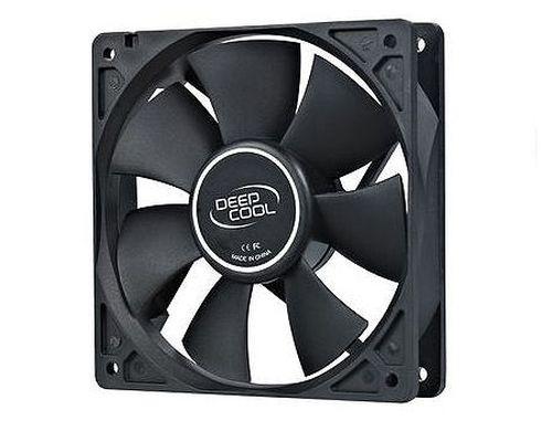купить Case/CPU FAN DEEPCOOL XFAN 120, 120x120x25 mm, 1300rpm, 25 dB, 44.7 CFM в Кишинёве